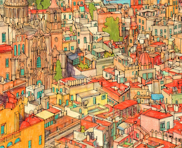 Coloriage (2) - Guillaume Sciaux - Cartographe professionnel