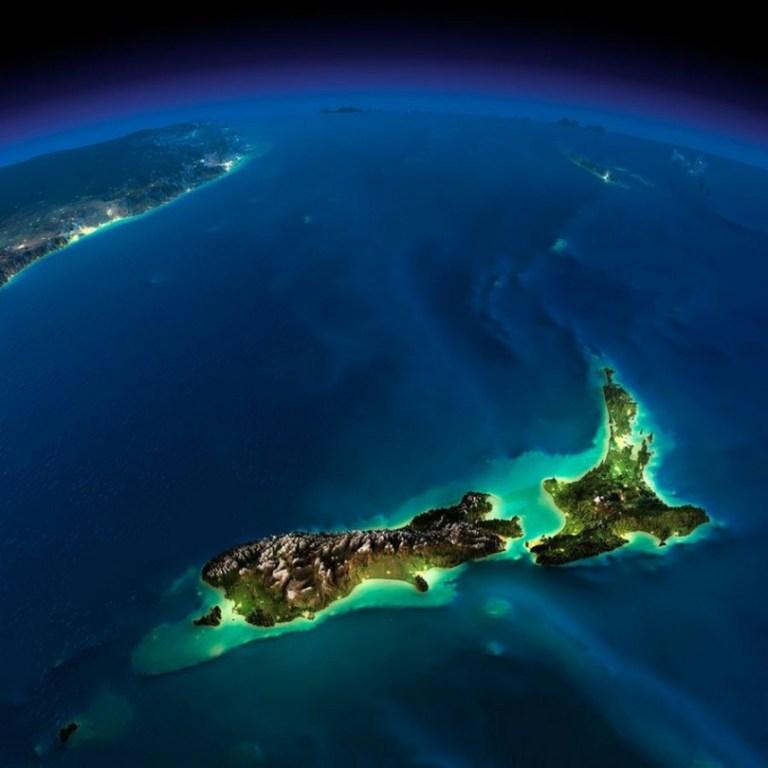 La Terre illuminée (9) - Guillaume Sciaux - Cartographe professionnel