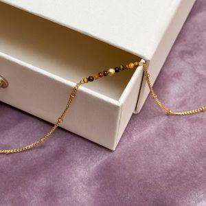 Bracelet signe du zodiaque Vierge