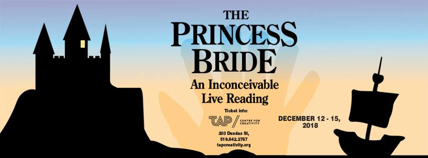 The Princess Bride An Inconceivable Live Reading