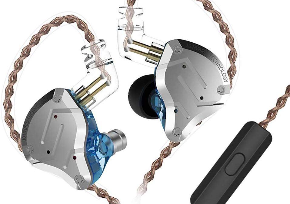 In-ear monitors KZ ZS10 PRO