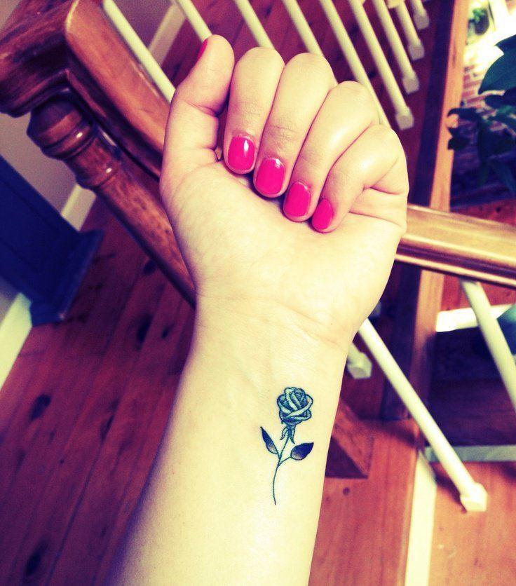 60 rose tattoos best