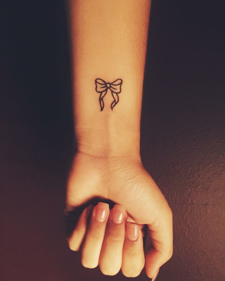Simple Tattoos For Girls On Hand