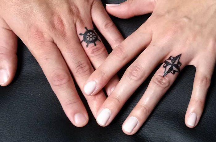 Best Ring Finger Tattoos