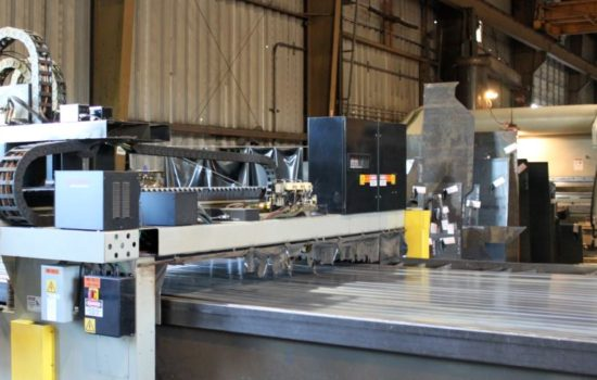 PSR Water Jet Table