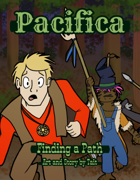 Pacifica, Vol #1, Finding A Path