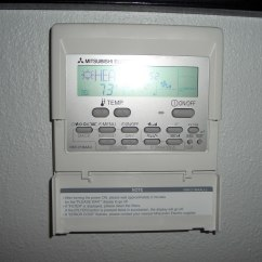 Daikin Inverter Air Conditioner Wiring Diagram Residential Electrical Panel Mitsubishi Electric Conditioning Control Manual. ...