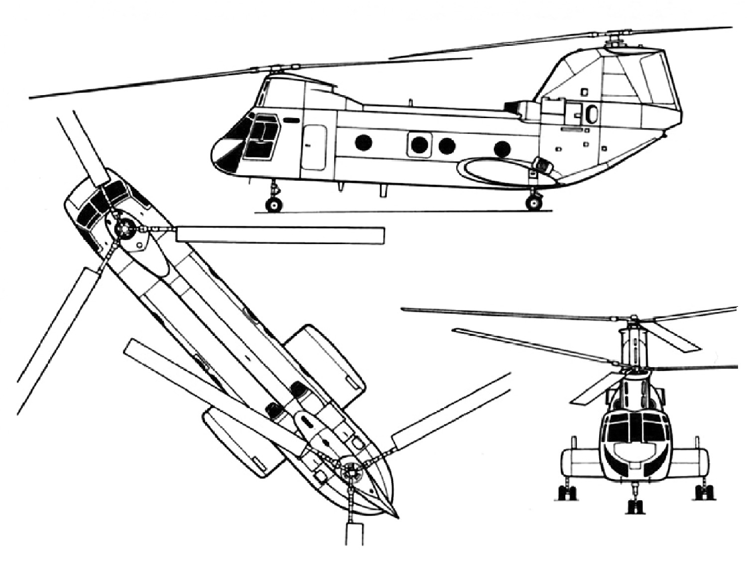 Sikorsky Ch 53 D Sea Stallion Heavy Lift