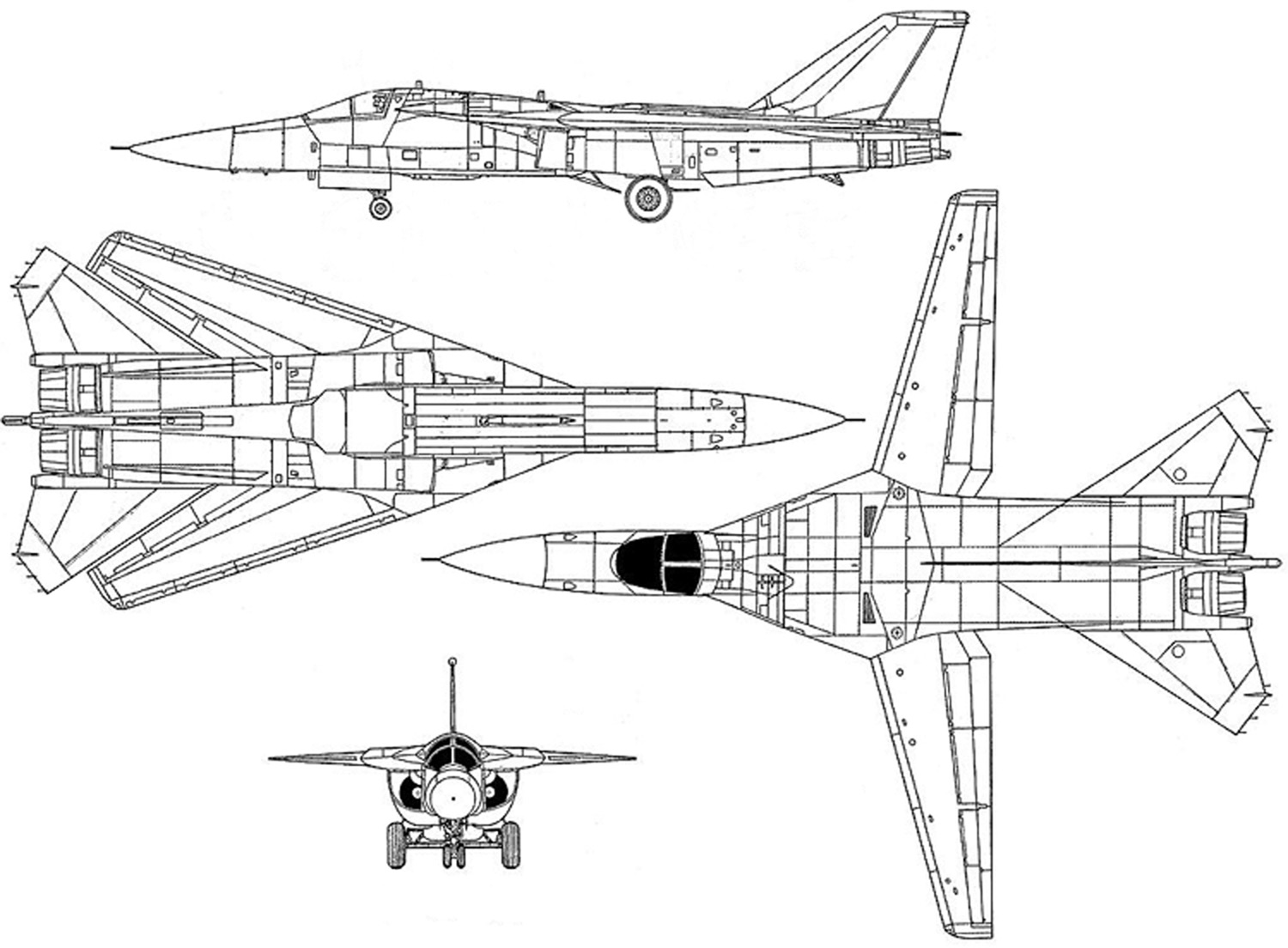 General Dynamics F 111c Aardvark