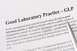 How to Apply GLP to Device Studies
