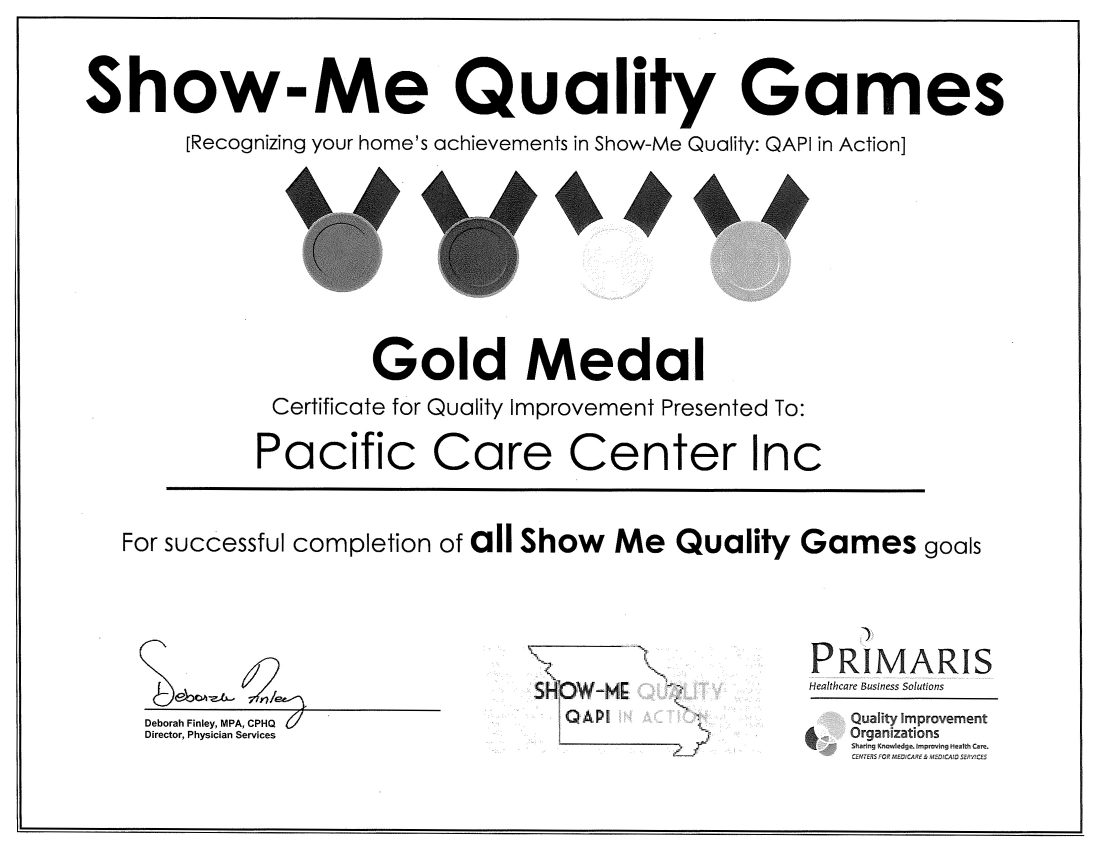 pinnacle-award-pacific-care-center-individual-response