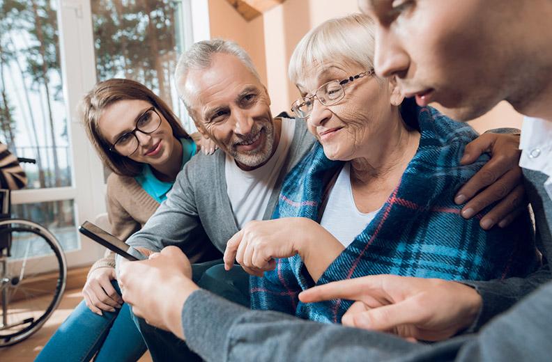 Communicating with Seniors