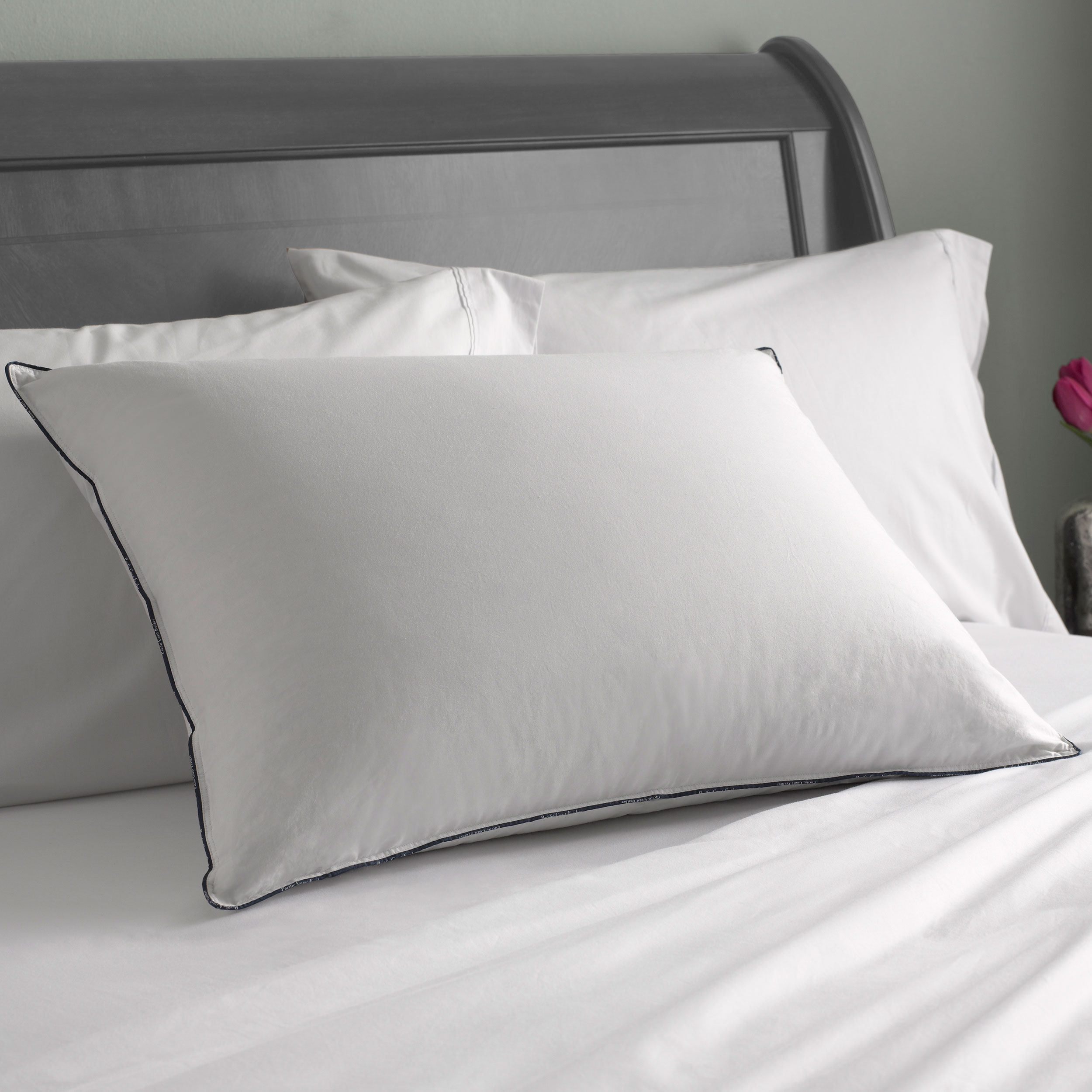 restful nights down alternative pillow