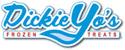 logo: Dickie Yo's Frozen Treats | Pacific Coast Hospitality client