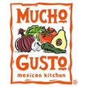 logo: Mucho Gusto mexican kitchen | Pacific Coast Hospitality client