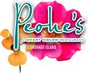 logo: Peohe's | Pacific Coast Hospitality client