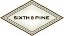 logo: Sixth & Pine | Pacific Coast Hospitality client