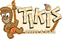 logo: Tikis Grill & Bar | Pacific Coast Hospitality Restaurant Recruitment