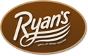 logo: Ryan's Grill | Pacific Coast Hospitality client