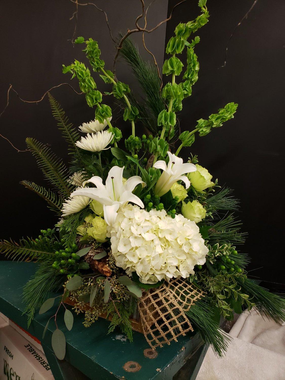 The Greenhouse Florist And Nursery