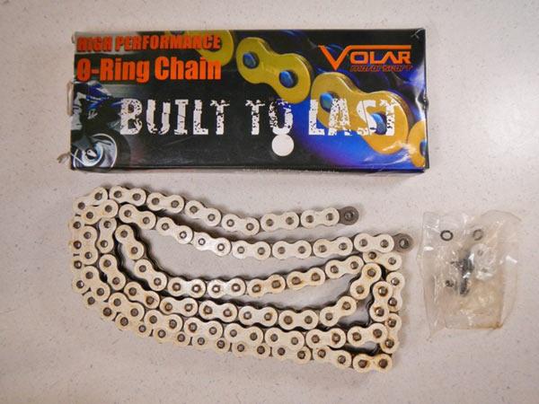 Volaro Motorcycle Chain