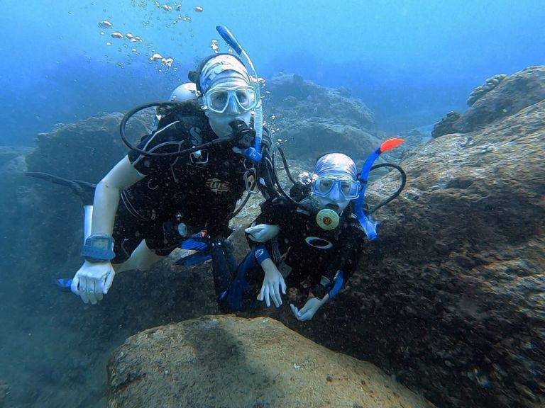 Diver - Mel_and_Ona