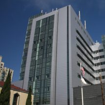 California Pacific Medical Center Van Ness Geary Campus