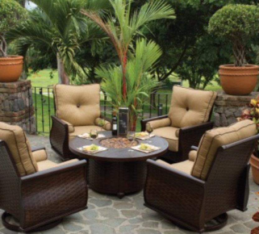 castelle aluminum outdoor furniture in