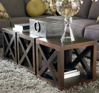 Axis Cube Coffee Table