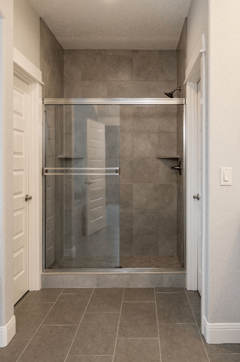 shower and tub styles