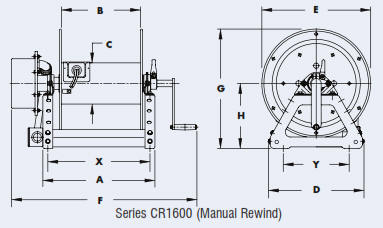 Catlog: CR Series Cable Reels