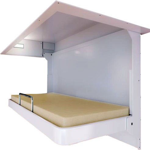 Pm Amp I Marine Furniture Pullman Bed Wall Mount Or
