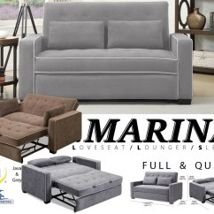 Serta Sofa Sleeper Full Size Reupholstering Beds Brown Leather Convertible Bed