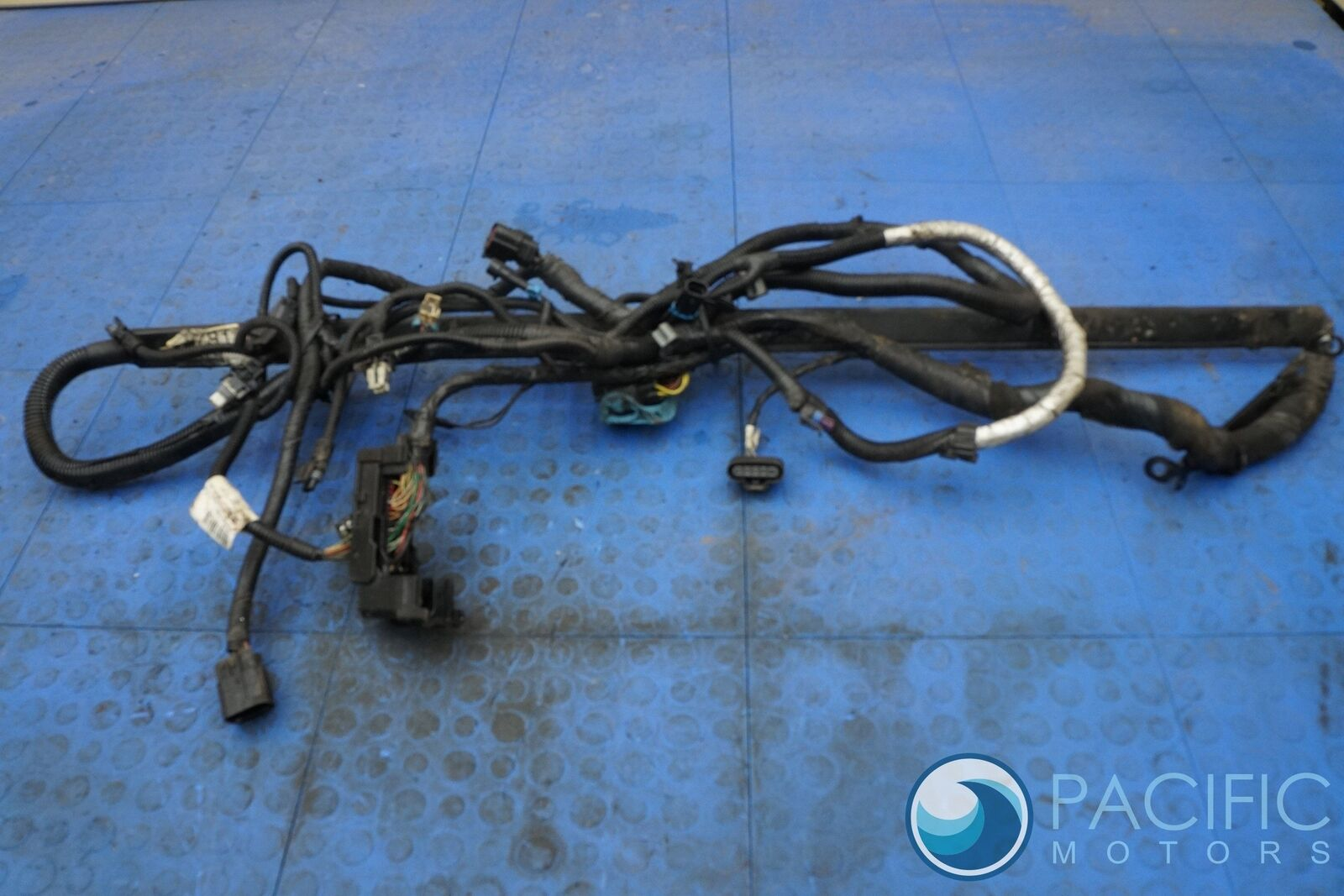 hight resolution of body chassis wiring wire harness 25954396 chevrolet corvette zr1 z06 gt1 2009