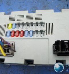 engine compartment fuse box block c2d23644 jaguar f type  [ 1600 x 1067 Pixel ]