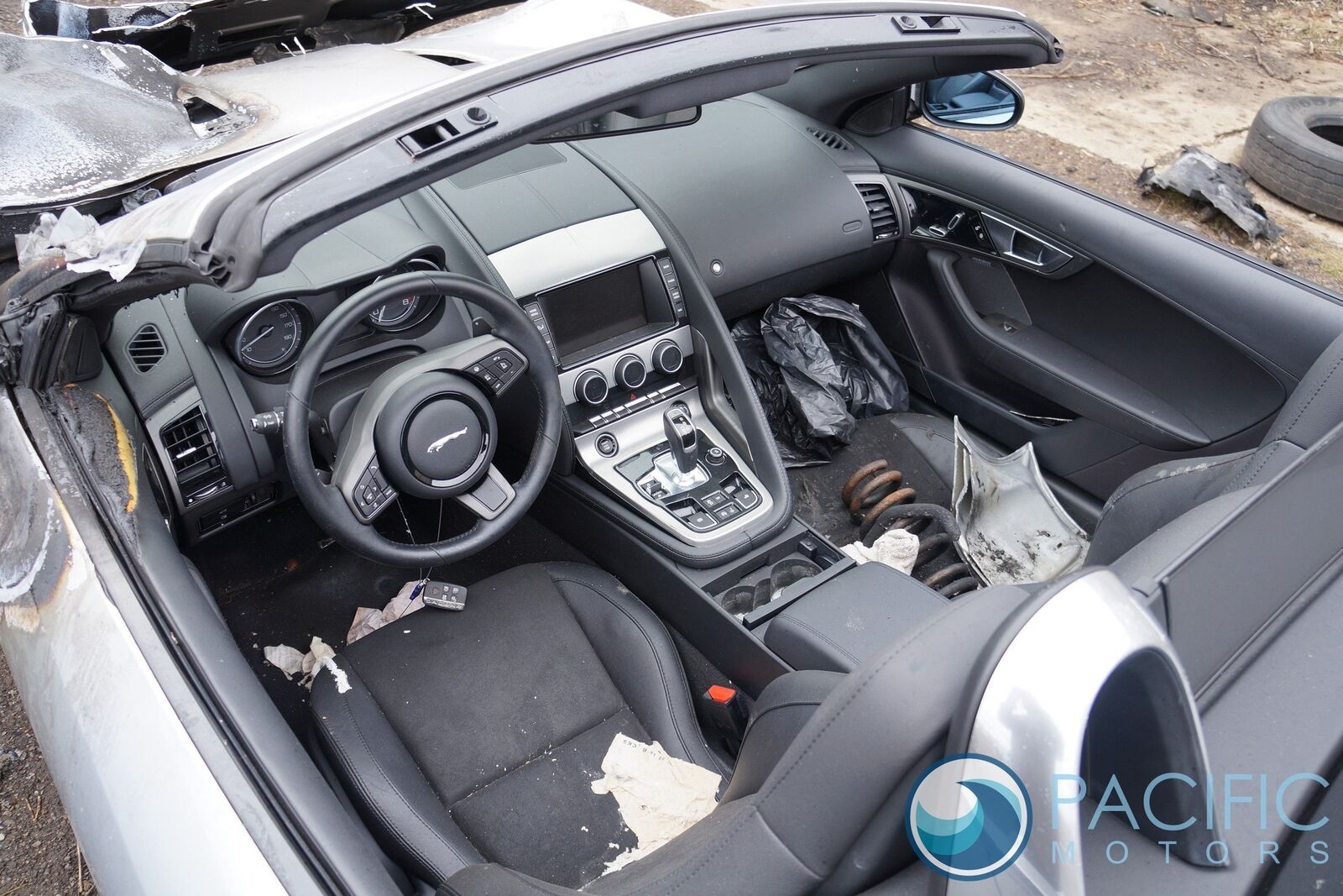 Jaguar F Type Fuse Box - Everything Wiring Diagram on