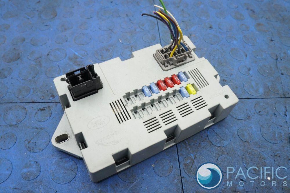 medium resolution of engine compartment fuse box block c2d23644 jaguar f type