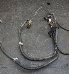 engine starter to alternator wire harness  [ 1600 x 1067 Pixel ]