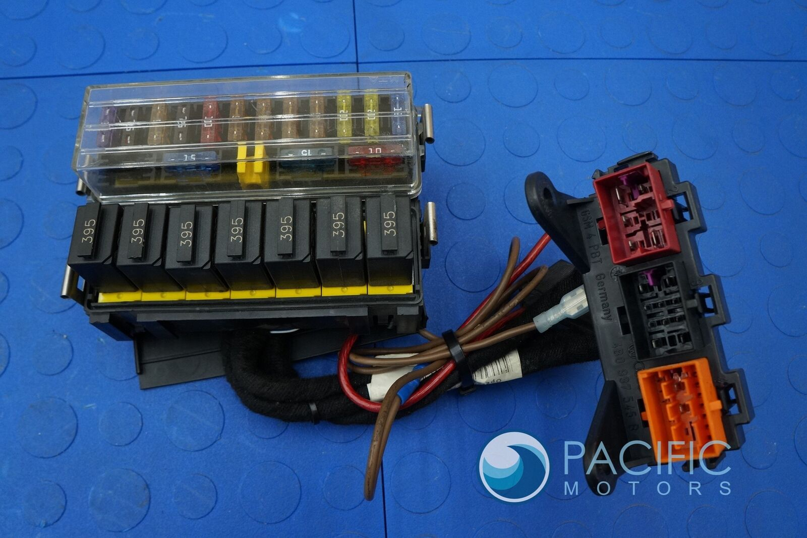 Fuse Box Relay Junction Wire Harness ...
