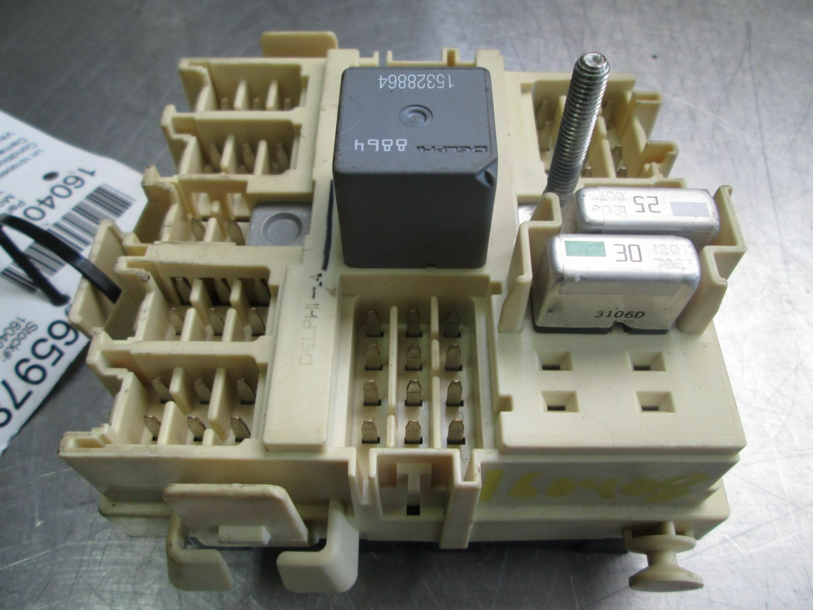 1996 Hummer Fuse Box - Wiring Library