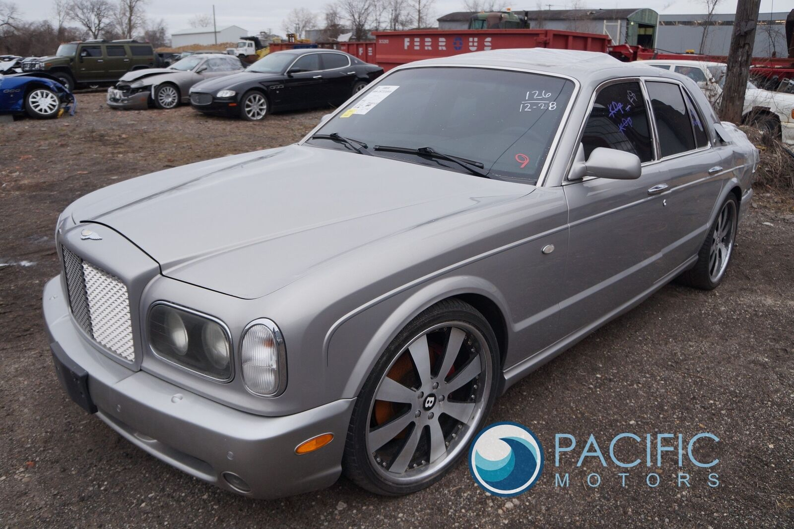 Bentley Arnage Fuse Box Location Wiring Diagram Schematics Flying Spur Left Trunk Fusebox Fuseboard Relay Panel Pm55189pa 2017