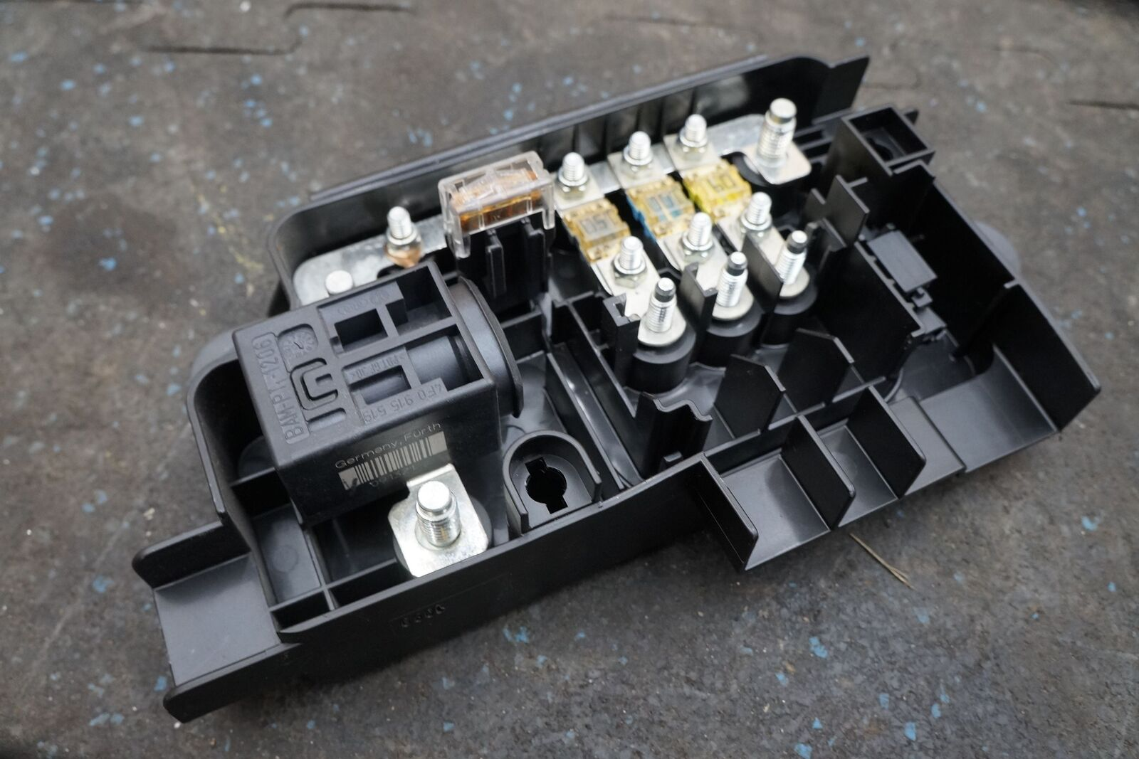 Audi Battery Fuse Box Electrical Wiring Diagrams A4 Block Cut Off Switch 420937548a 4f0915519 R8 2002 18t