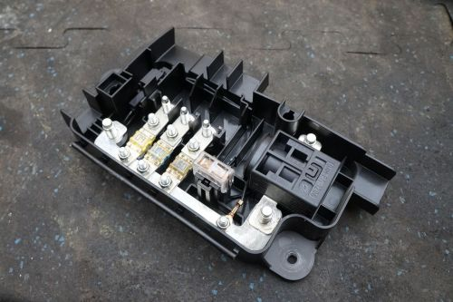 small resolution of battery fuse box