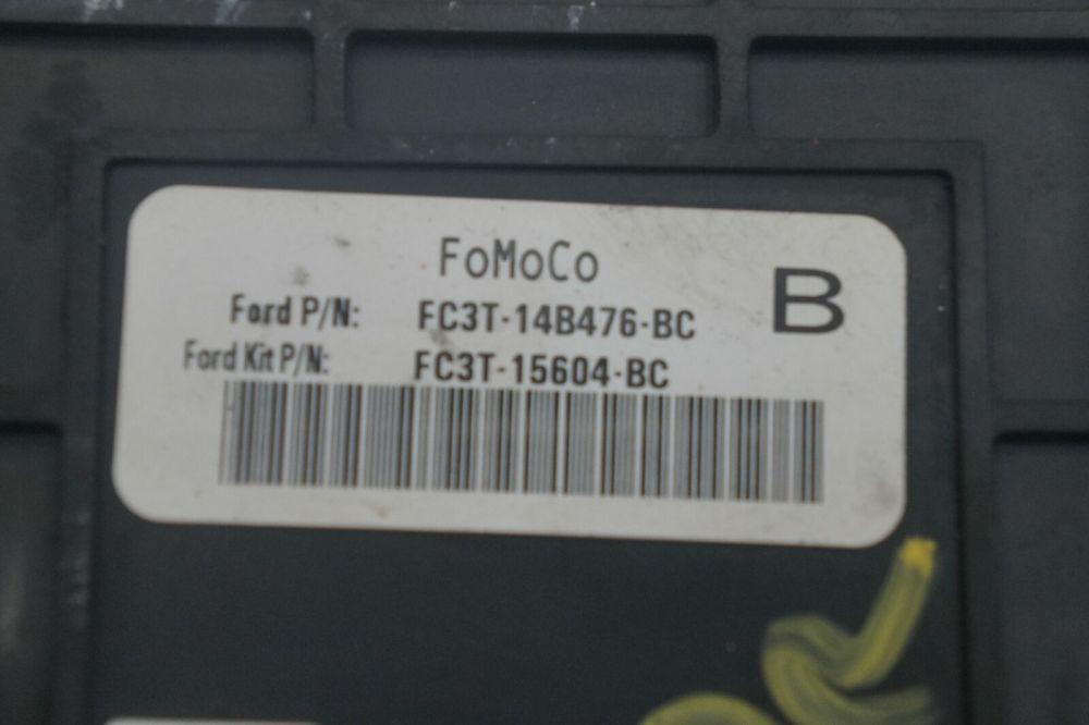 medium resolution of dash cabin fuse box block fc3t14b476bc oem ford