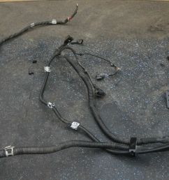 electrical body wiring wire harness cable 2224407913 mercedes  [ 1600 x 1067 Pixel ]