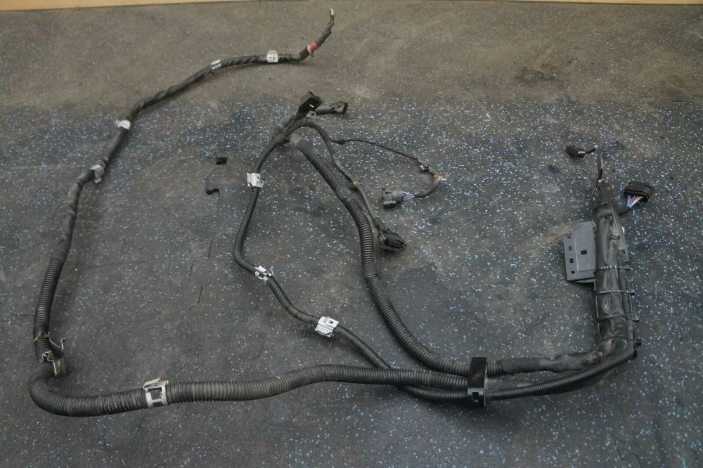 medium resolution of electrical body wiring wire harness cable