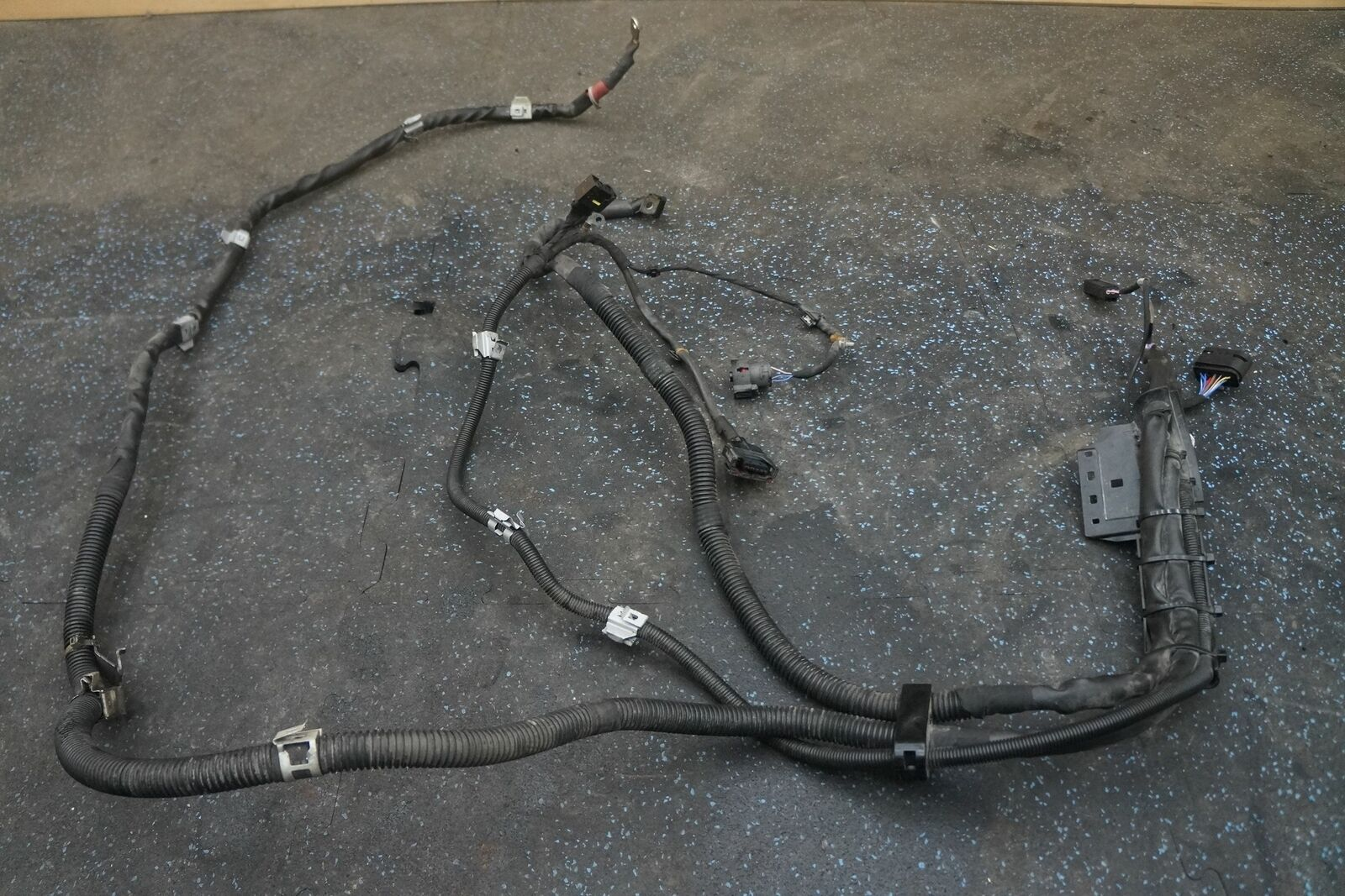 hight resolution of electrical body wiring wire harness cable 2224407913 mercedes