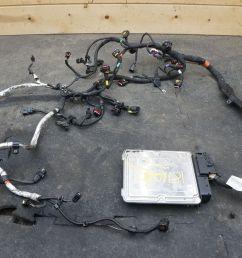 engine computer module wire harness  [ 1600 x 1067 Pixel ]