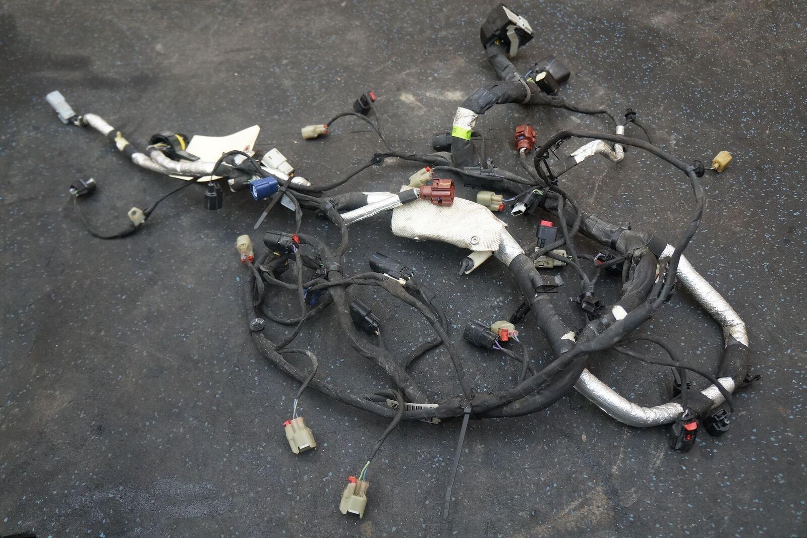 Engine Wiring Wire Harness Hc3z12a581bb Oem 62l Ford F250 F350