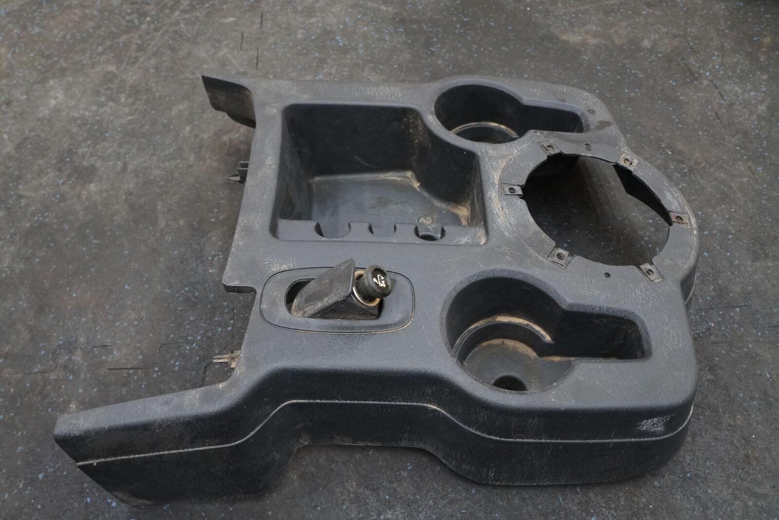 ... Array - floor shifter bezel trim cup holder manual 5gt26xdvac dodge ram  1500 rh pacificmotors com
